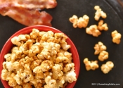 Something Edible on Video: Maple Bacon Kettle Corn ('nuff said).