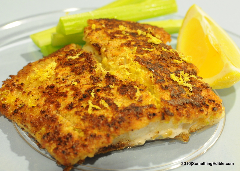 Hummus crusted cod something edible for Is cod fish kosher